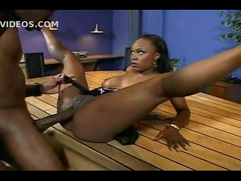 mandingo monster cock nails her hard sex video