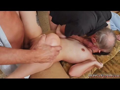 Old Men Eating Teen Pussy