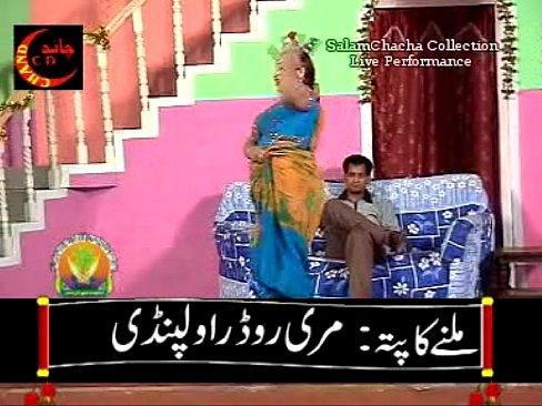 Hot Mujra Boobs Show