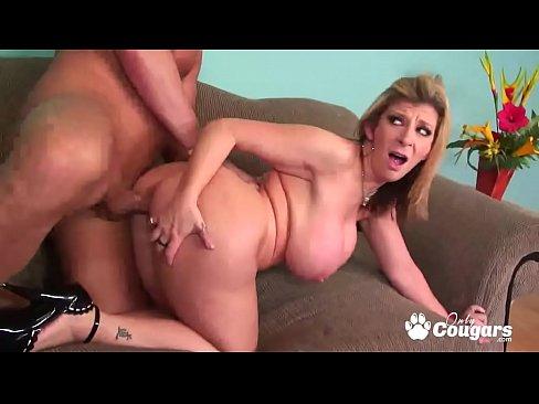 Lisa Ann Gets Fucked Hard