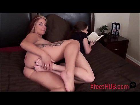 Sexy hot feet videos