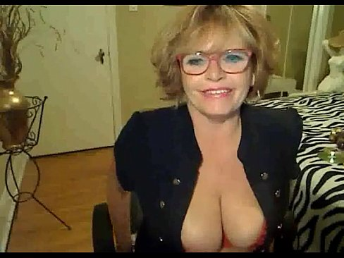 Busty old 60 grannies year