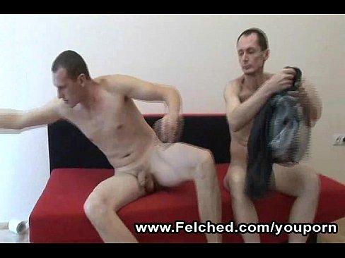 Felched gay