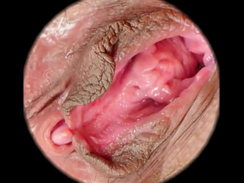 Photo tight closed vulva