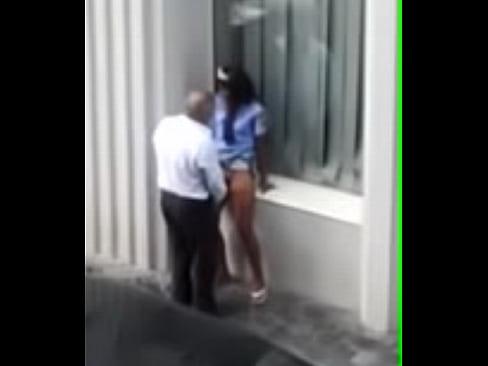Public Sex Caught Camera