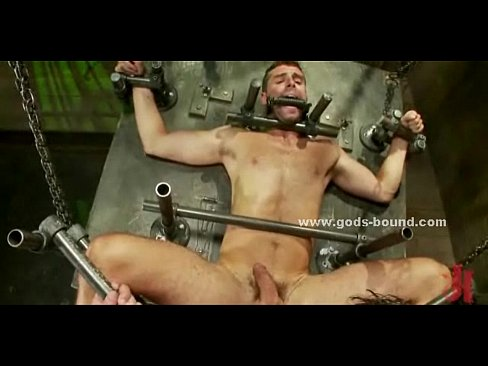 Bondage gay with hot gays