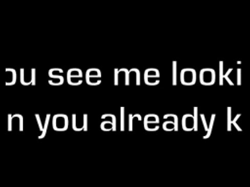 Fuck wanna me she lyrics