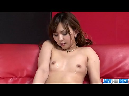 Yuuka Kokoro Craves For Cock In Each Of Her Holes