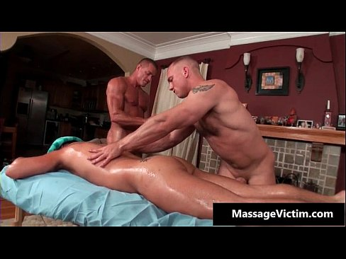 Alec Getting His Fine Gay Cock Massaged