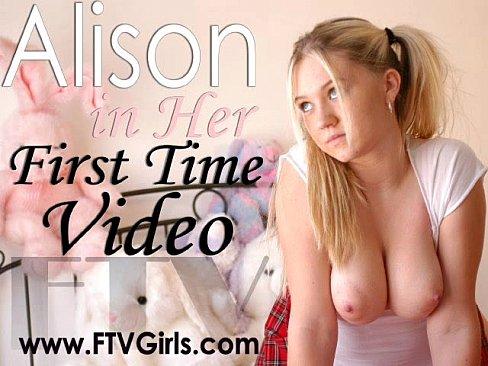 Primera Vez que Alison part4