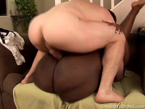 Ebony Teen Big White Cock Anal