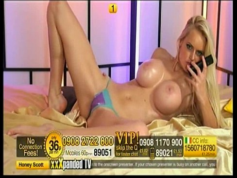 Sex tv phone in show