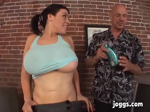 Sky girl loves midget cock abuse