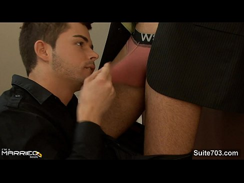 Naughty Dudes Enjoy Blowjob