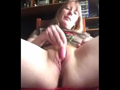 Cumming milf
