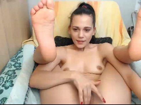 ass Teen pussy soles