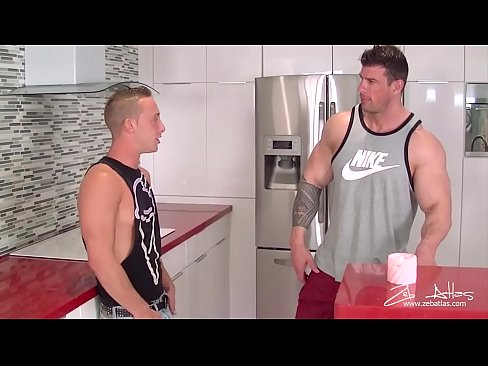 Zeb Atlas Gets Fucked