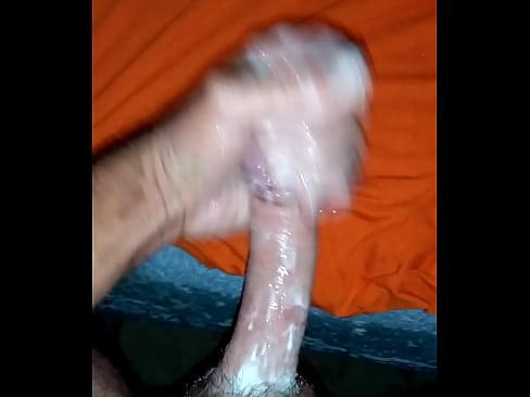 Intense Male Orgasm Solo