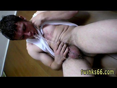 Muscle boy hot masturbation