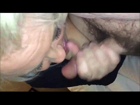 Gramma blowjob