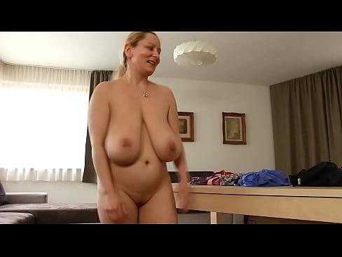 Mature German Saggy Tits