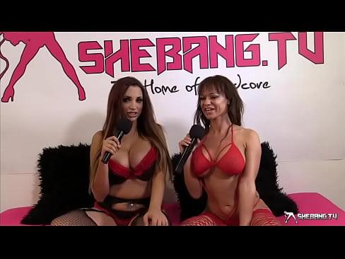 Shebang.TV - Porcha Sins & Jemma Jey