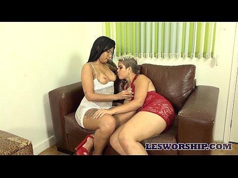 Public Lesbian Pussy Licking