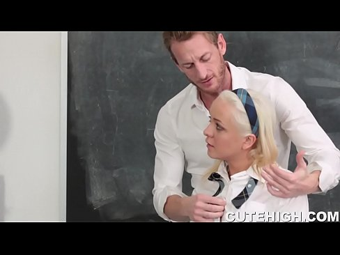 Cleo Vixen Becomes the Teachers Assistant