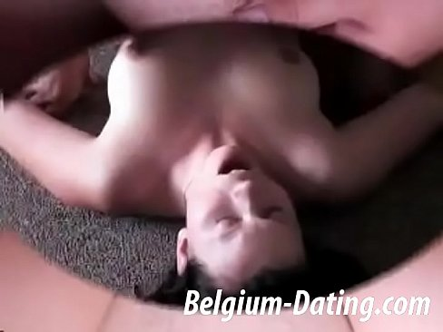 Amateur sex in abandoned warehouse