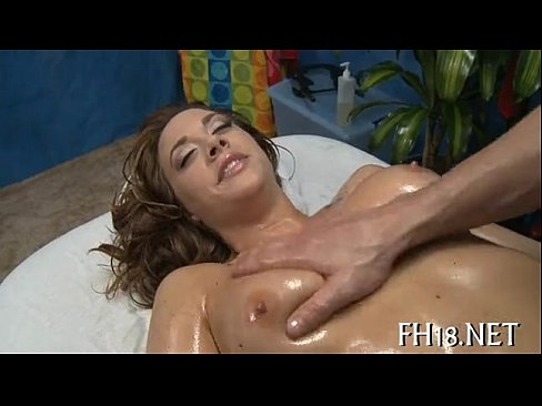 Sexy Girl Massage