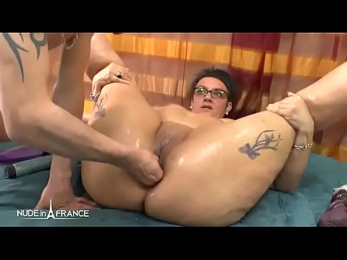 Amateur Teen Anal French