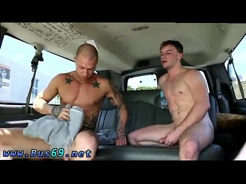 Senior gay male sex
