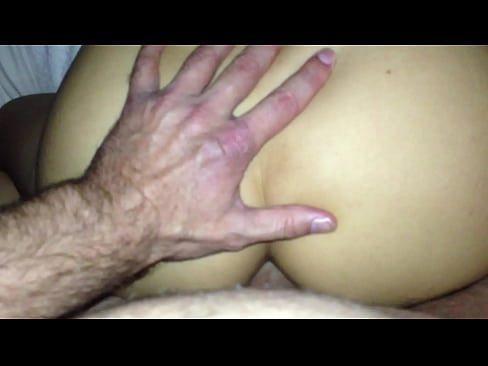 Flushing Cum After Anal Barebacking