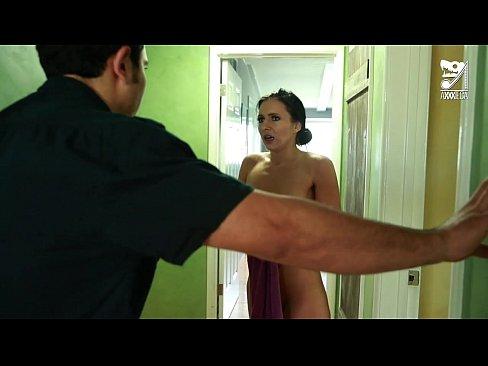 Mexican teacher fucks her big ass horny student in the ass Ashli Orion