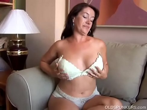 Old pussy tits