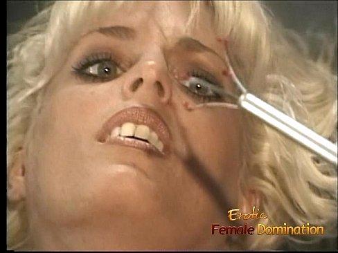 Pinches her nose deepthroat