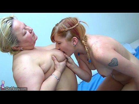Mature older lesbian videos