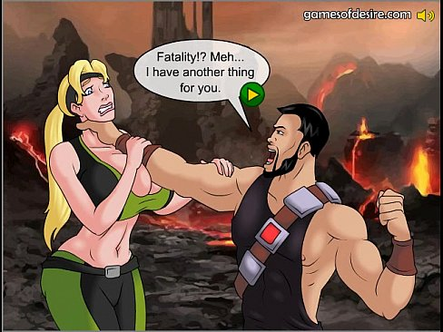 Mortal kombat hentai sex game (sexuality)
