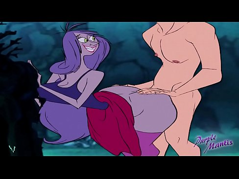 Fucking Madam Mim Doggystyle - Purplemantis