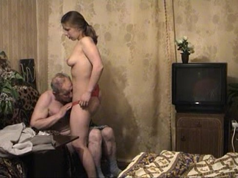 Casually Naked grand dad fucking grand daughter think
