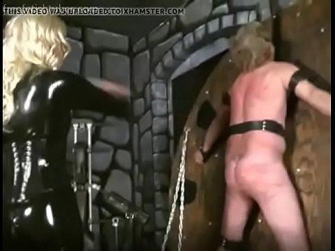 Mistress maya femdom pink panty punishment