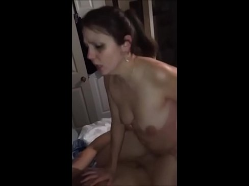 Teen in pantyhose