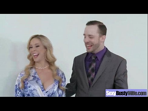 (cherie deville) Busty Mature Hot Lady Love Hard Style Sex Action mov-07
