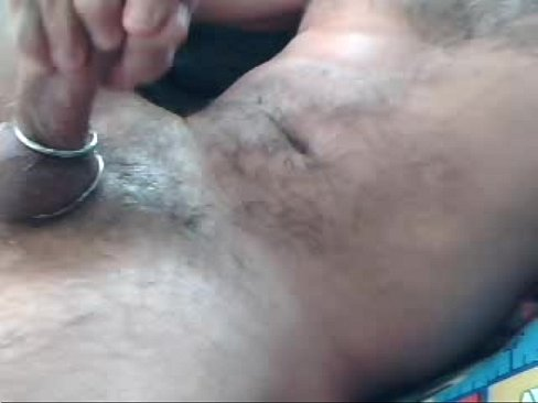 Cumming With A Cock Ring