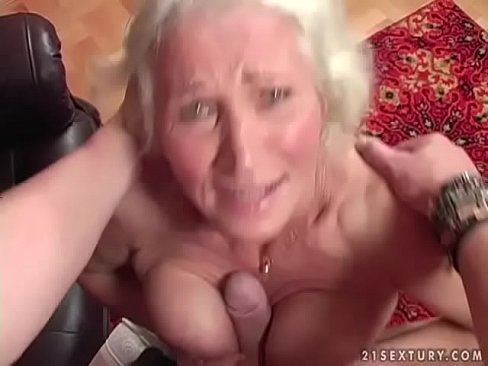 Old grandma and grandpa masterbating