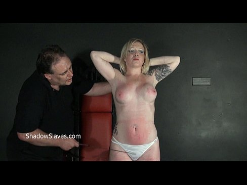 whipping bdsm Breast
