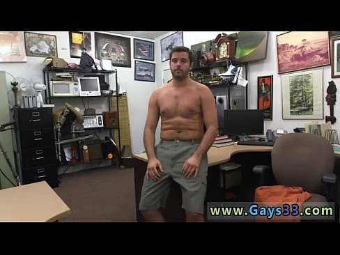 Hunk gay men like to suck cock eat cum Straight man goes gay for cash