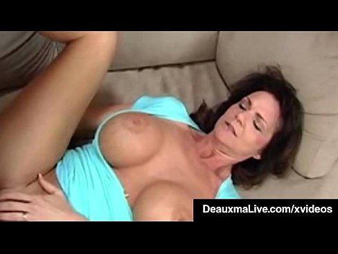 Deauxma anal videos