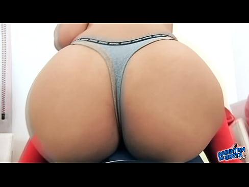 Hound ass big tits