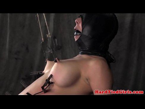 Burglar tied + vibrator + sara + grissom
